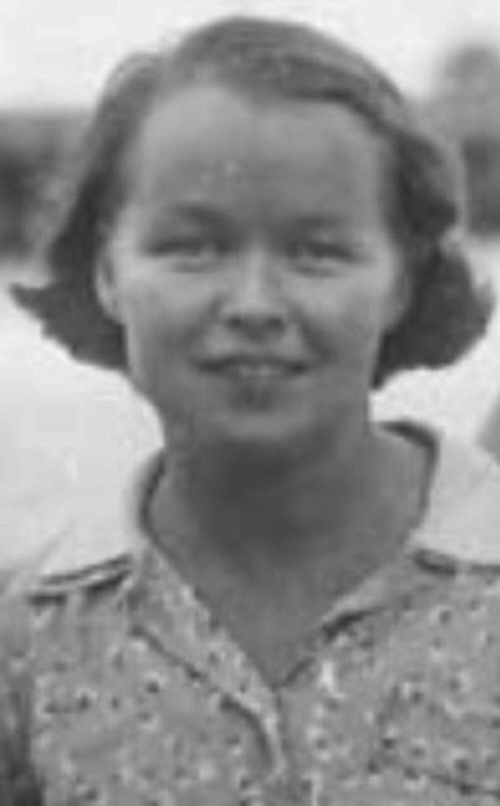 Hildur Elisabeth Aass