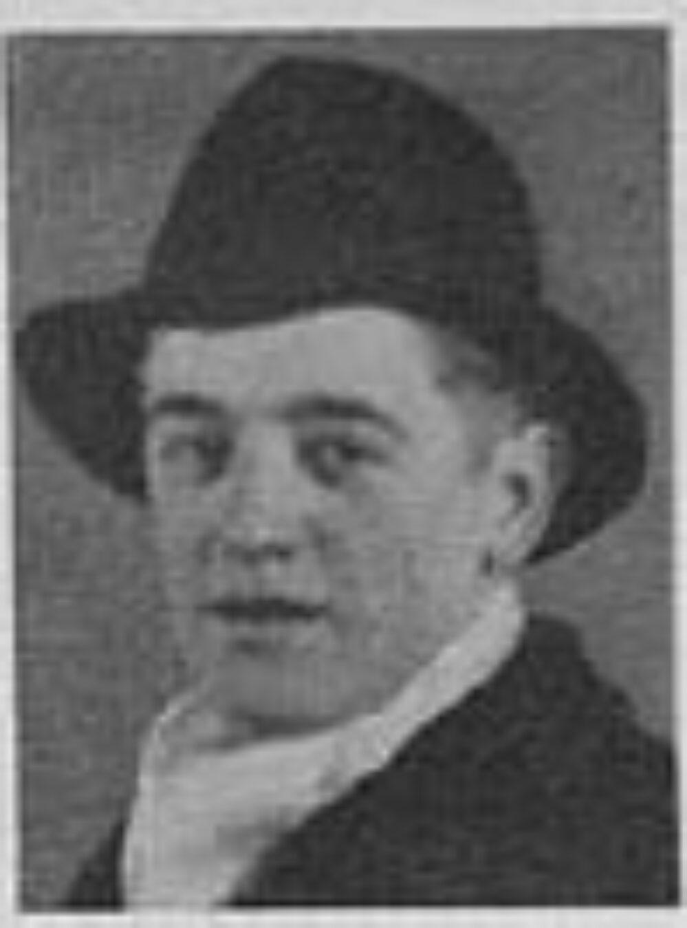 Harry Stenehjem