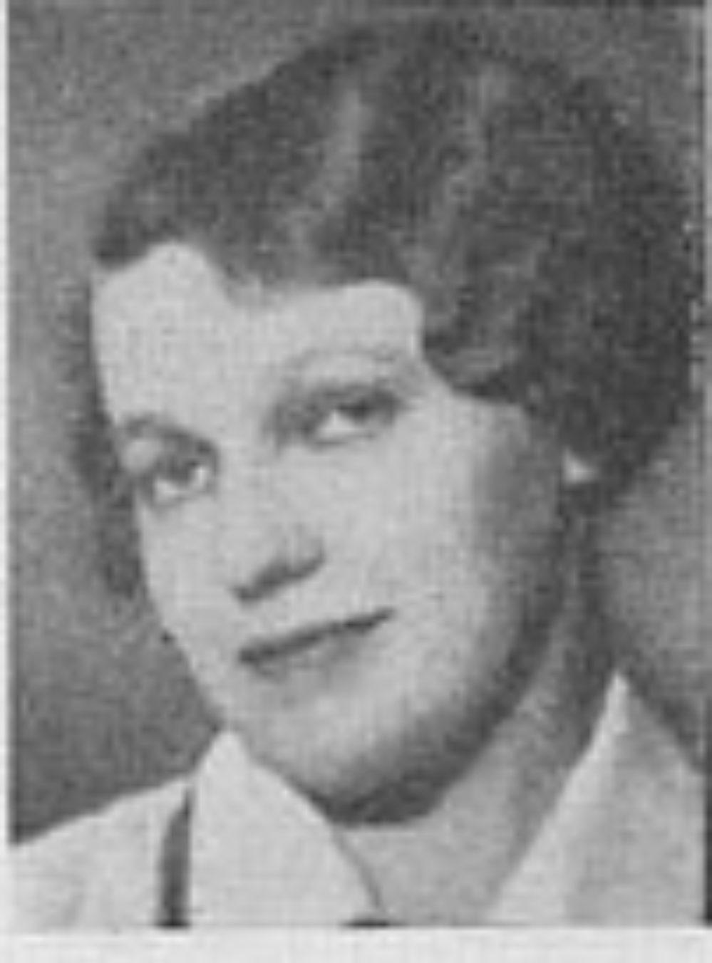 Alfhild Johanna Marie Fladberg