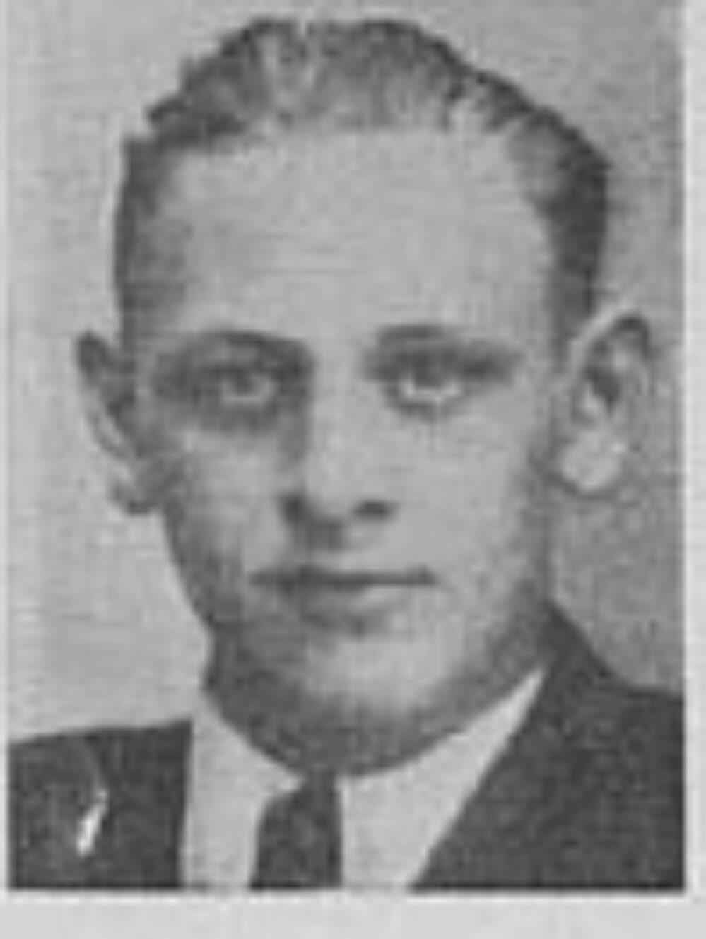 Johan Konrad Anker Aagesen