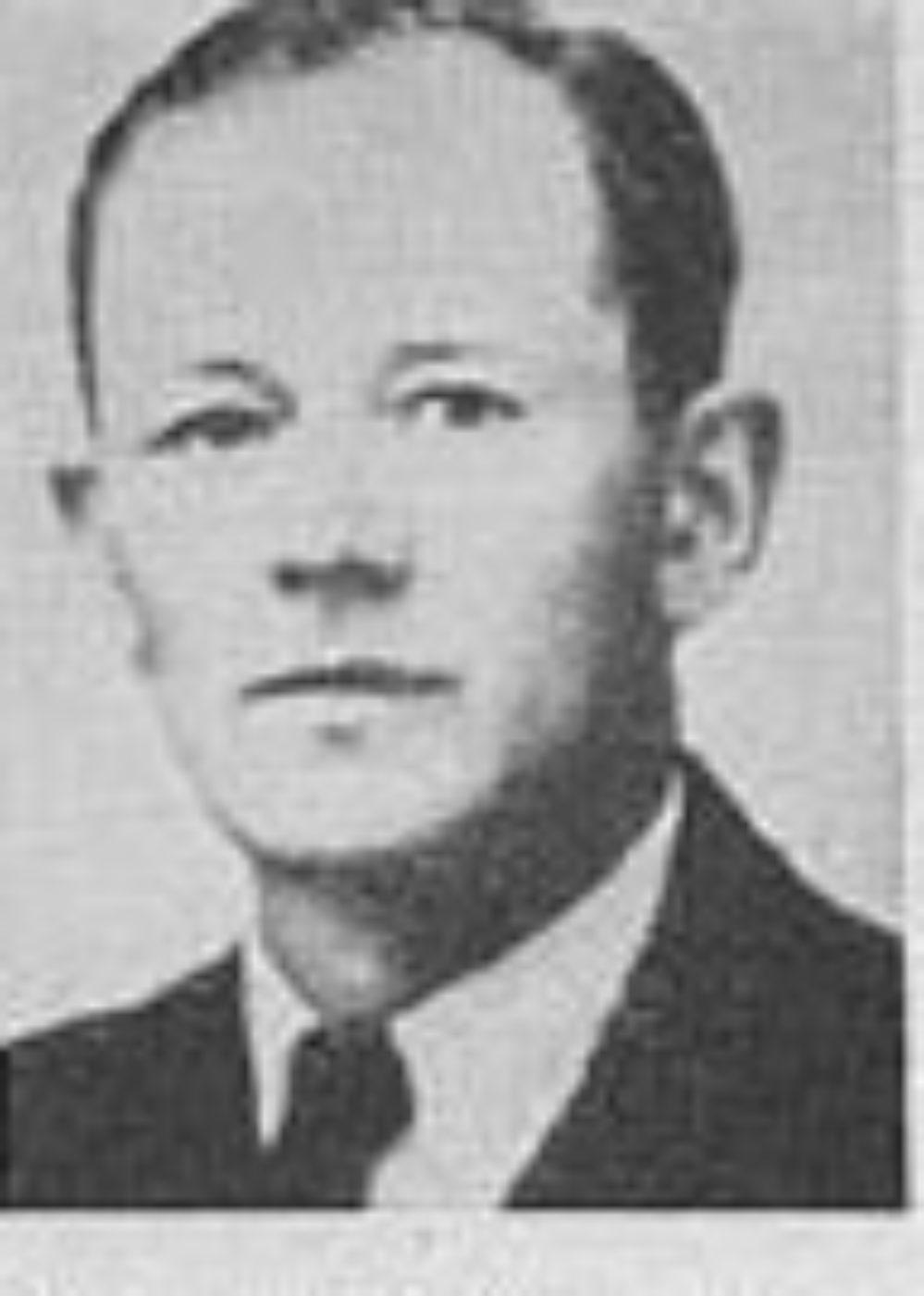 Bernhard Kornelius Skår