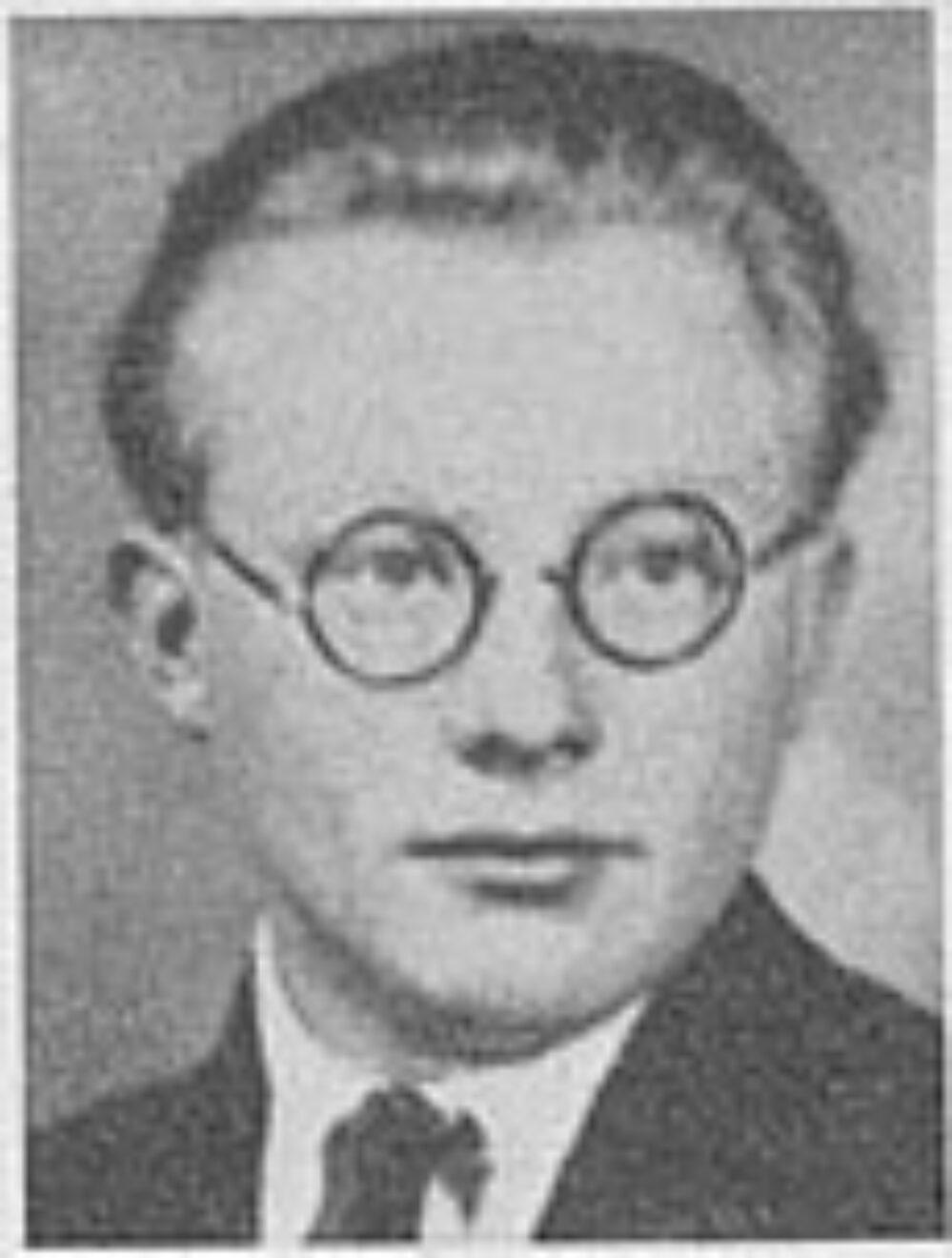 Monrad Petro Pedersen Haugland
