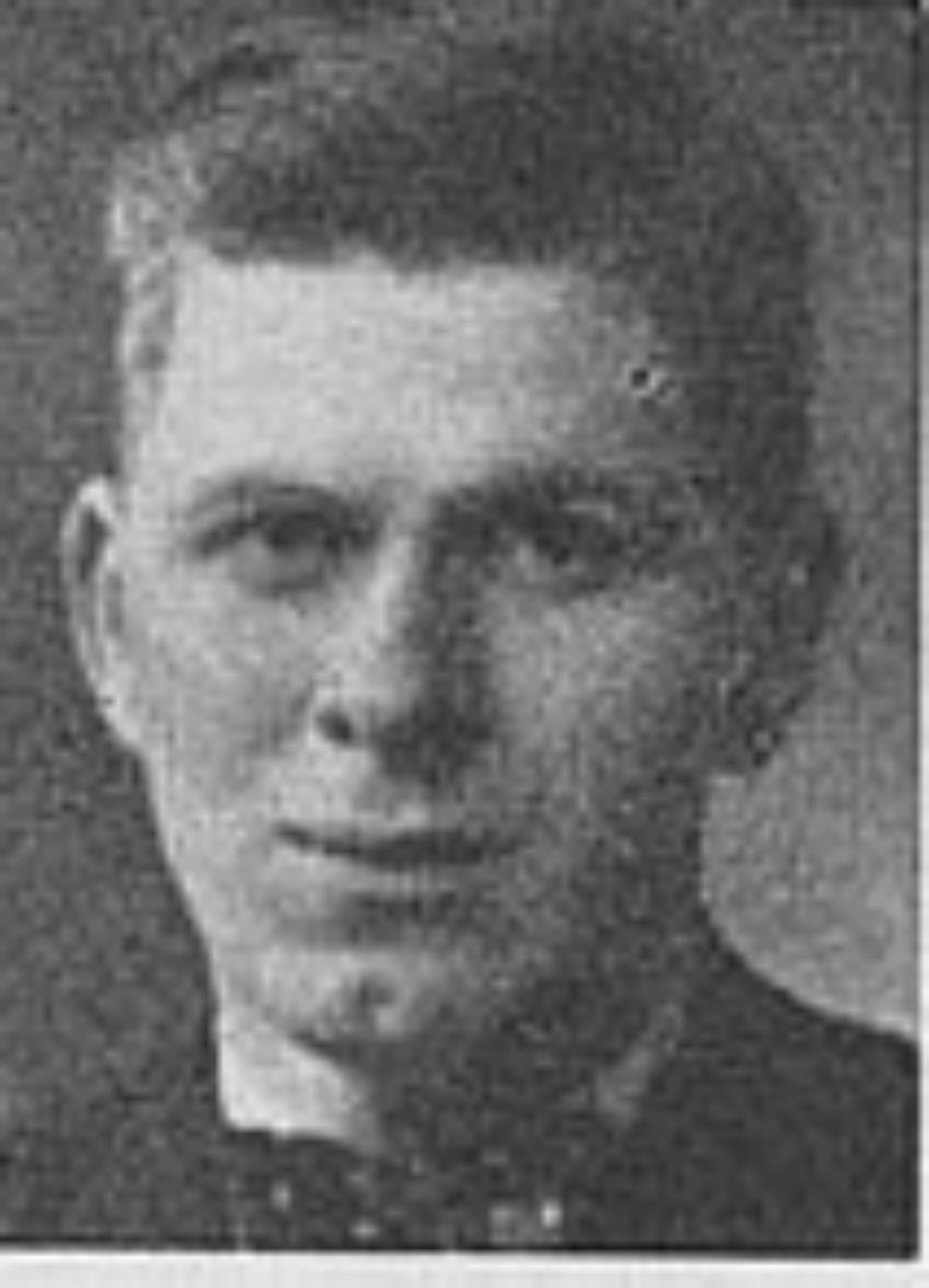 Gustav Henry Alme