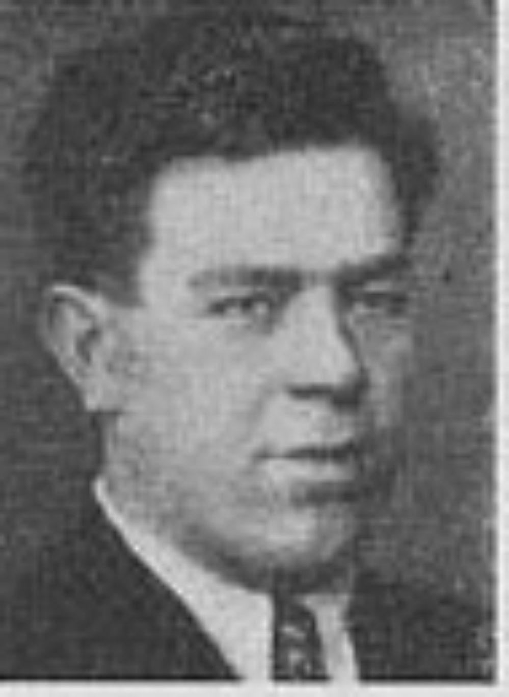 Gustav Uhrbom
