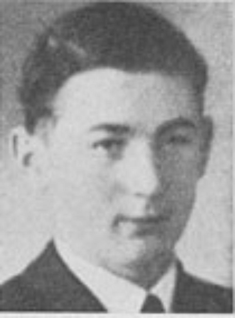 Gunnar Aasmund Kjær