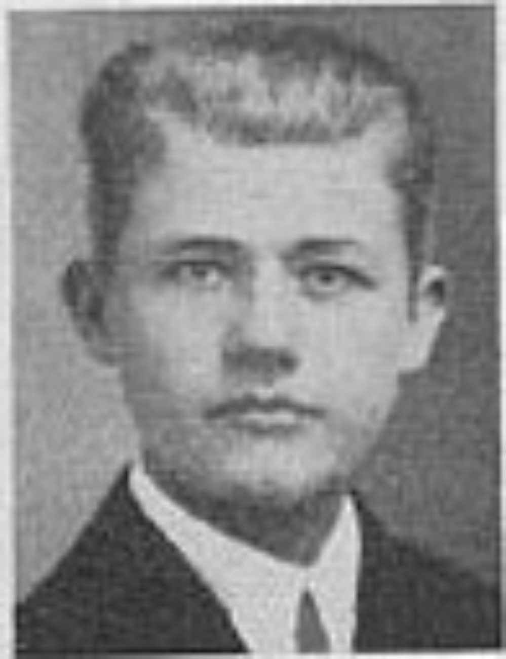 Bertrand Olav Vigdel