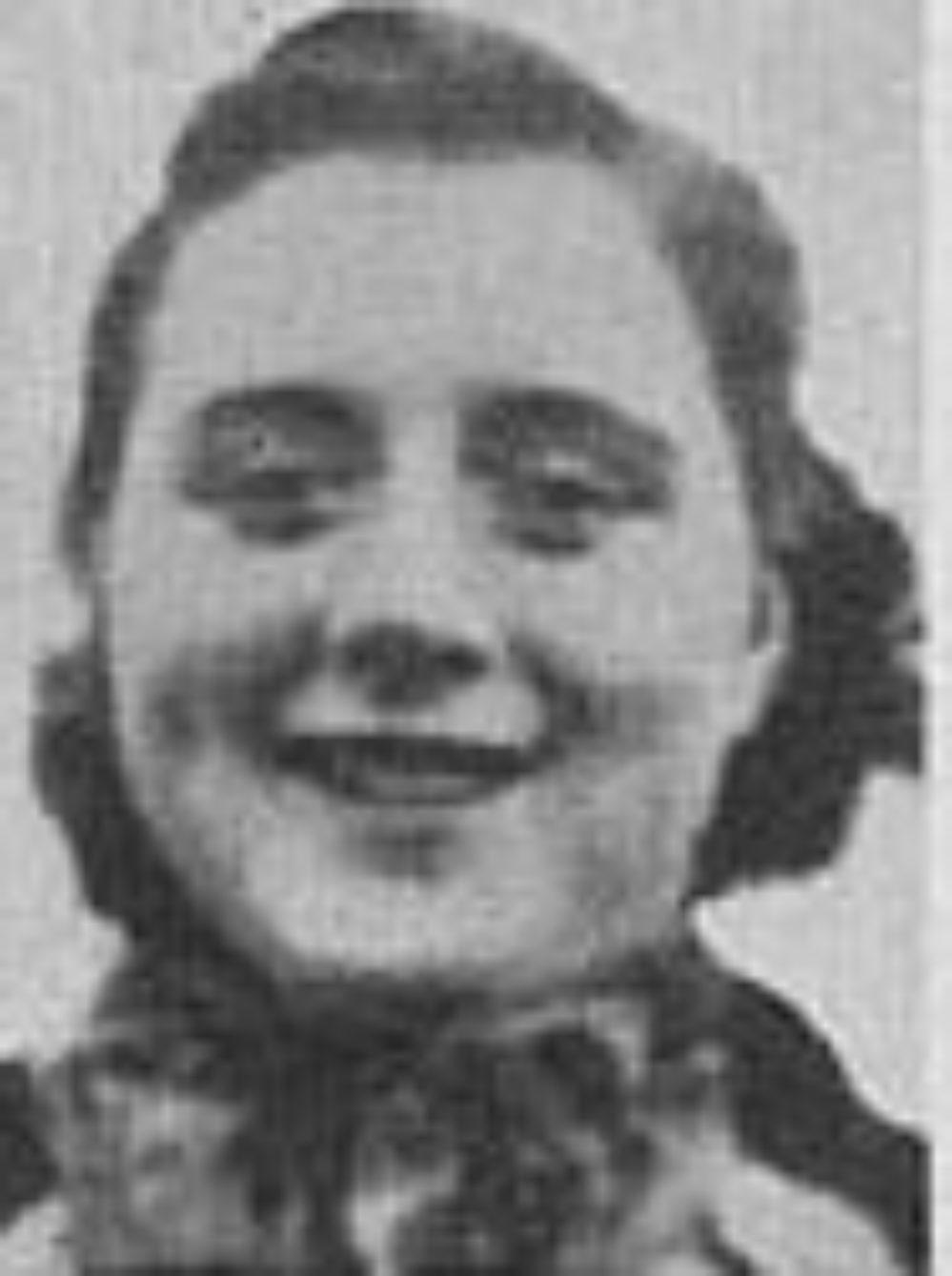 Edna Oline Wahl
