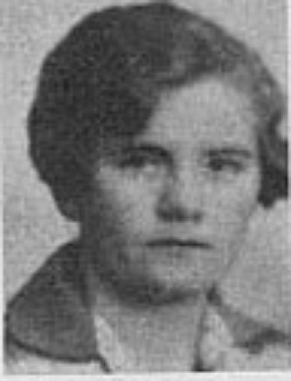 Ellen Elisabet Svee