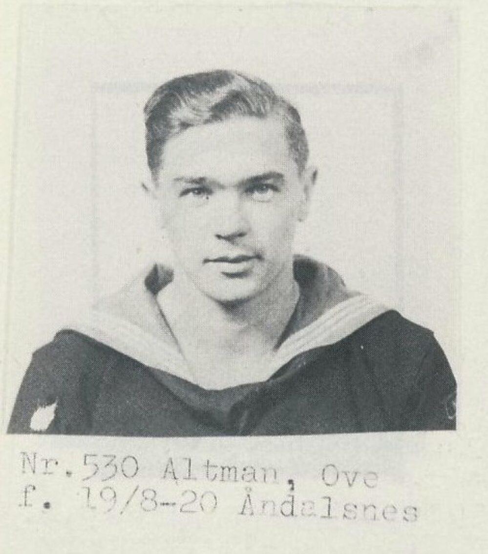 Ove Johan Altmann