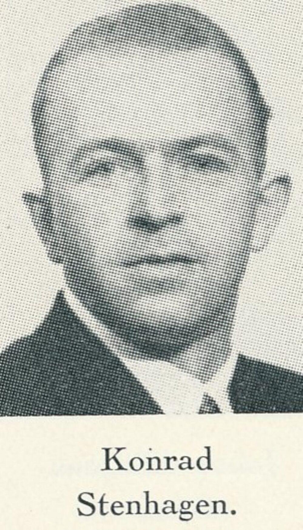 Konrad Stenhagen