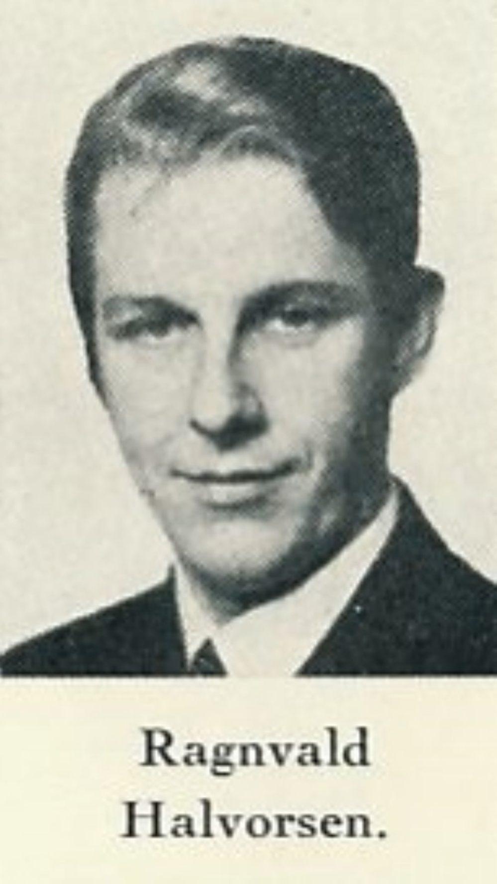 Ragnvald Halvorsen