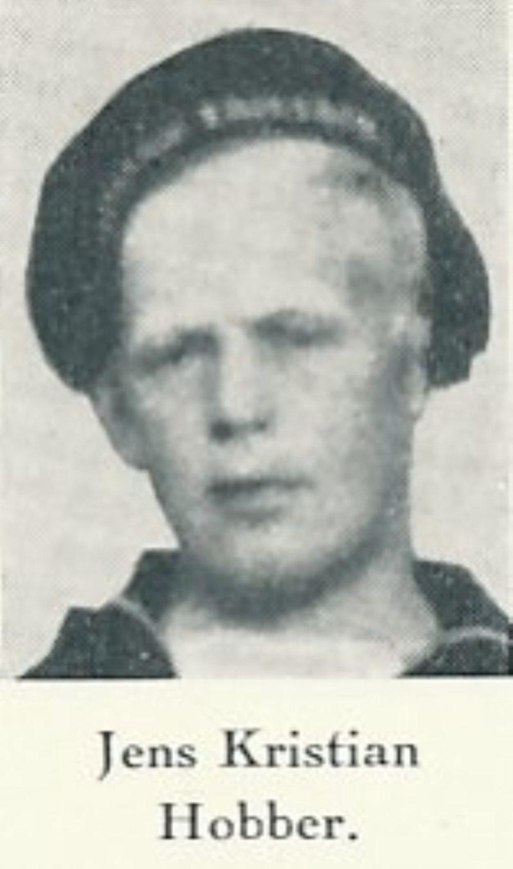 Jens Kristian Hobber